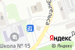Схема проезда до компании Карамель в Новоалтайске