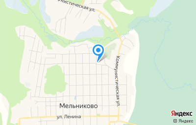 Местоположение на карте пункта техосмотра по адресу Томская обл, с Мельниково, ул Суворова, д 1 стр 2