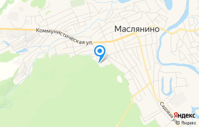 Местоположение на карте пункта техосмотра по адресу Новосибирская обл, рп Маслянино, ул Советская, д 47