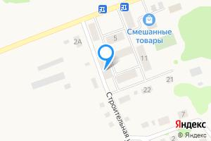 Двухкомнатная квартира в Тогучине ул Строительная, 7