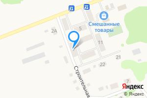 Трехкомнатная квартира в Тогучине ул Строительная, 7