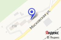 Схема проезда до компании ТФ ПЛЮС в Болотном