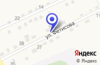Схема проезда до компании ПУНКТ ПРИЕМА ЛОМА ЦВЕТНЫХ МЕТАЛЛОВ КАЗУТИН К.А. в Тогучине
