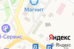 Схема проезда до компании Qiwi в Тогучине