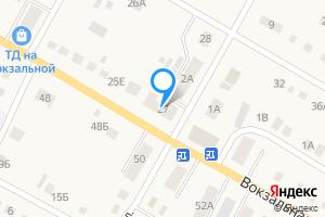 Двухкомнатная квартира в Тогучине Вокзальная улица, 27