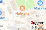 Схема проезда до компании Тогучинская коллегия адвокатов в Тогучине