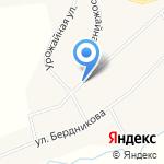 Магазин строительных и отделочных материалов на карте Бийска
