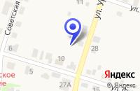 Схема проезда до компании МП ЖКХ САМУСЬ в Северске
