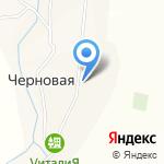 Черновский фельдшерско-акушерский пункт на карте Бийска