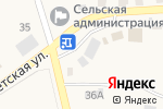 Схема проезда до компании Аптечный пункт в Сычёвке
