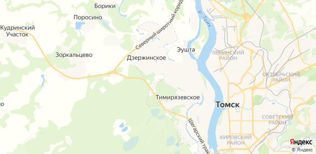 Кайдаловка на карте