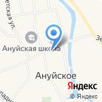 Автоматическая телефонная станция на карте Бийска