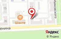 Схема проезда до компании Северск-Медиа-Спорт в Северске