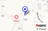 Схема проезда до компании ПРОМТОВАРНЫЙ МАГАЗИН УЮТ в Мельниково