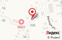 Схема проезда до компании МАГАЗИН ДАР в Мельниково