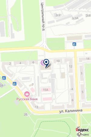 ГУ МЧС СПЕЦИАЛЬНОЕ УПРАВЛЕНИЕ ФПС №8 на карте Северска