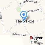 Универсальный магазин на карте Бийска