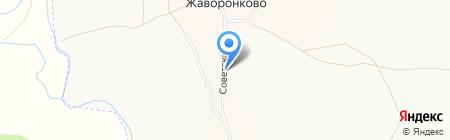 Творческая мастерская на карте Бийска