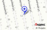 Схема проезда до компании МДОУ ДЕТСКИЙ САД № 22 СНЕЖИНКА в Каргасоке