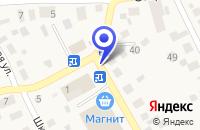 Схема проезда до компании СТРОИТЕЛЬНАЯ ФИРМА ПАВОДОК в Каргасоке