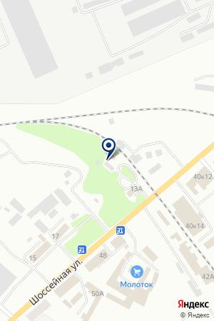 АВТОСТОЯНКА АНДРЕЙКО В.Н. на карте Юрги