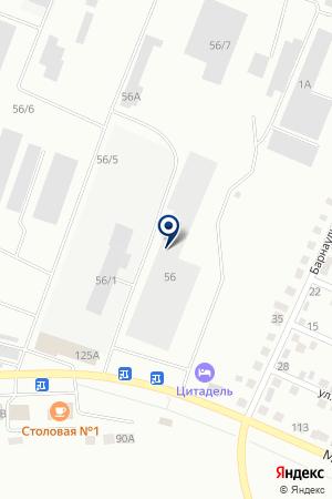 ТОРГОВАЯ КОМПАНИЯ НАЯНА на карте Юрги