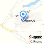 Степной фельдшерско-акушерский пункт на карте Бийска