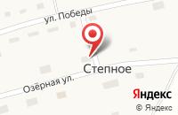Схема проезда до компании Кировская средняя общеобразовательная школа в Александровке