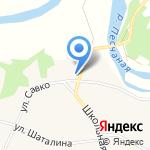 Сибирский купец №2 на карте Бийска