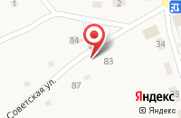 Схема проезда до компании Neron.company в Новотырышкино