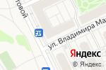 Схема проезда до компании ГК Карьероуправление в Кисловке