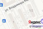 Схема проезда до компании ItTomsk аутсорсинг в Кисловке