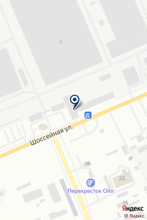 АЗС ЮРГАНЕФТЬ на карте Юрги