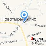 Сибирский купец №1 на карте Бийска