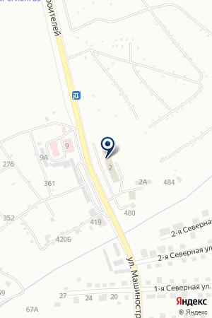 МАГАЗИН АВТОГРАД на карте Юрги