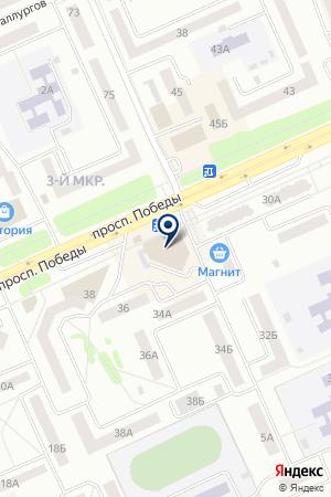 АГЕНТСТВО НЕДВИЖИМОСТИ ИЛЬИН Л.Н. на карте Юрги