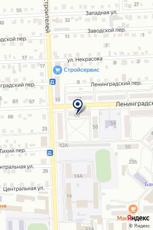 СЕРВИСНАЯ ФИРМА ИМПУЛЬС-ПЛЮС на карте Юрги