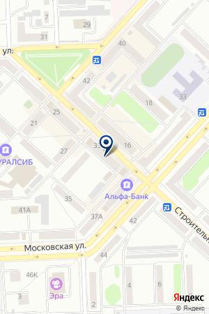 АЗС ЛУЗИК С.В. на карте Юрги