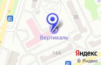 Схема проезда до компании ШВЕЙНАЯ ФАБРИКА ШВЕЯ в Северске