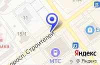 Схема проезда до компании ДК МЕТАЛЛУРГ в Заринске