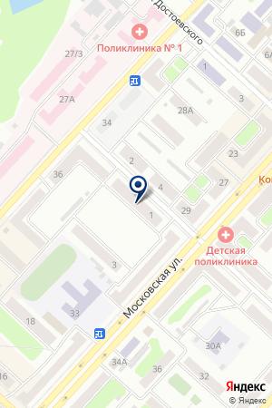 ФГУ ОБЛАСТНОЙ КОМИТЕТ СТАТИСТИКИ СТАТИСТИКА на карте Юрги