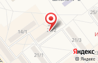 Схема проезда до компании Фирма Андрей в Федюково