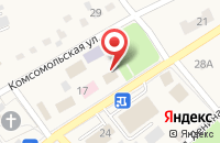 Схема проезда до компании Работница в Заринске