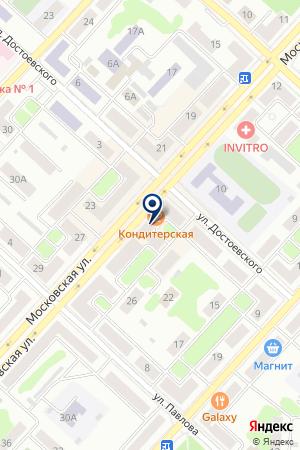 ГУ МИЛИЦИЯ ОТДЕЛ ВНУТРЕННИХ ДЕЛ Г. ЮРГИ КЕМЕРОВСКОЙ ОБЛАСТИ на карте Юрги