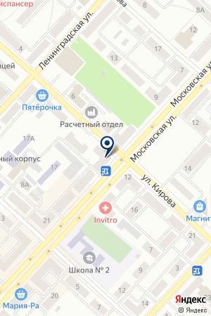 АЗС № 3 ЮРГАНЕФТЕСНАБ на карте Юрги