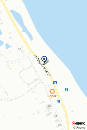 АВТОСЕРВИС АНУФРИЕВ С.Н. на карте Юрги
