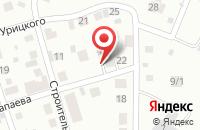 Схема проезда до компании МАГАЗИН НАТАША в Мельниково