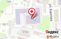 Схема проезда до компании Трибосс в Томске