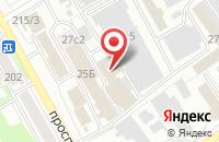 Схема проезда до компании Стройка в Томске
