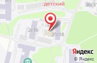 Схема проезда до компании Сибирская Микрохирургия в Томске